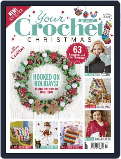 Your Crochet Christmas 2020 October 15th, 2020 Digital Back Issue Cover
