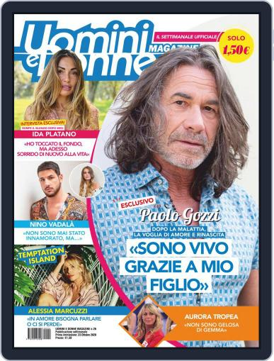 Uomini e Donne (Digital) October 23rd, 2020 Issue Cover