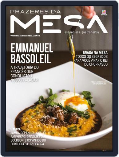 Prazeres da Mesa October 9th, 2020 Digital Back Issue Cover