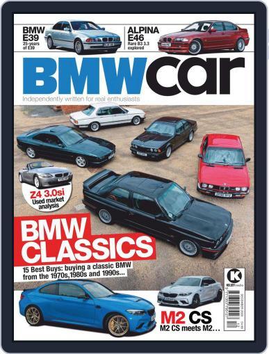 BMW Car December 1st, 2020 Digital Back Issue Cover