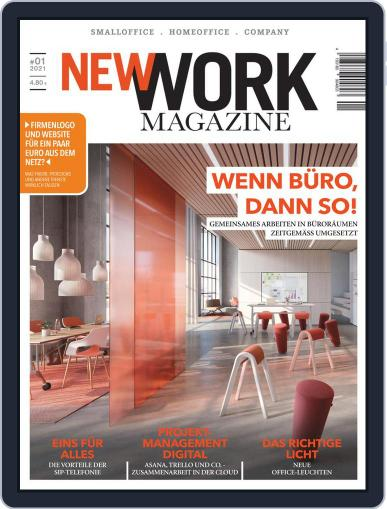 New Work October 1st, 2020 Digital Back Issue Cover