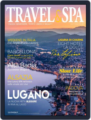 TRAVEL & SPA (Digital) October 1st, 2020 Issue Cover