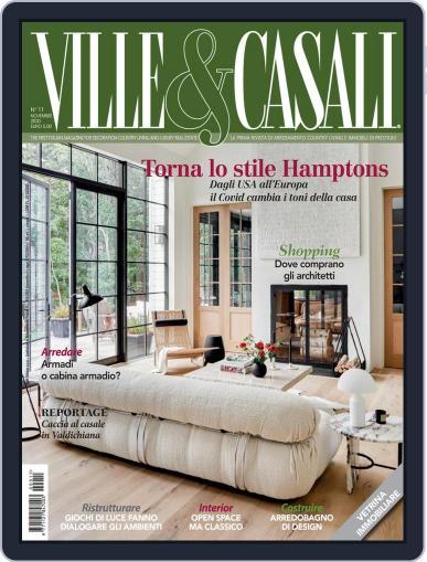 Ville & Casali November 1st, 2020 Digital Back Issue Cover