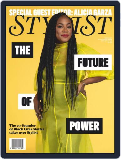 Stylist October 21st, 2020 Digital Back Issue Cover