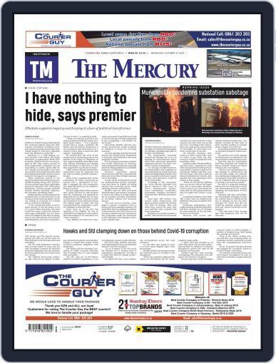 Mercury (Digital) October 21st, 2020 Issue Cover