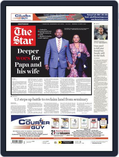 Star South Africa (Digital) October 21st, 2020 Issue Cover