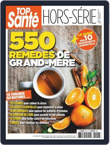 Top Santé Hors-Série (Digital) March 1st, 2020 Issue Cover
