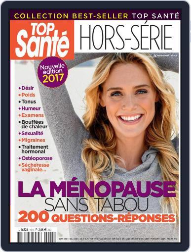Top Santé Hors-Série (Digital) April 1st, 2017 Issue Cover