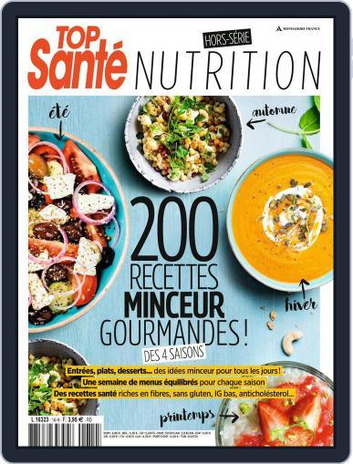 Top Santé Hors-Série January 1st, 2017 Digital Back Issue Cover