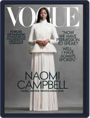 Vogue (Digital) Subscription November 1st, 2020 Issue
