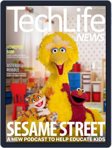 Techlife News (Digital) October 24th, 2020 Issue Cover