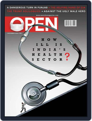 Open India October 23rd, 2020 Digital Back Issue Cover
