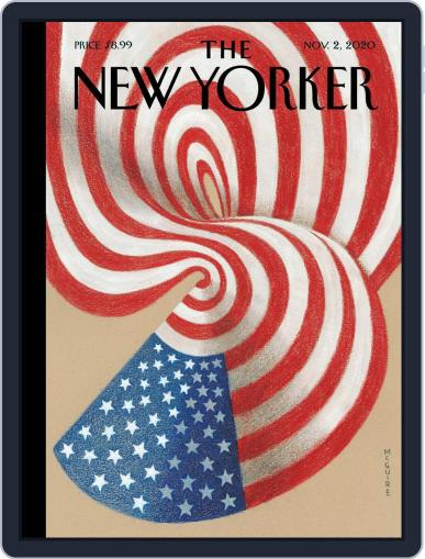 The New Yorker (Digital) November 2nd, 2020 Issue Cover