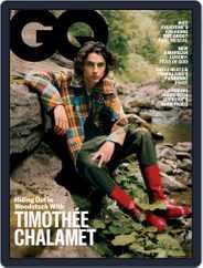 GQ (Digital) Subscription November 1st, 2020 Issue