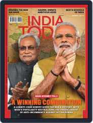India Today (Digital) Subscription November 2nd, 2020 Issue
