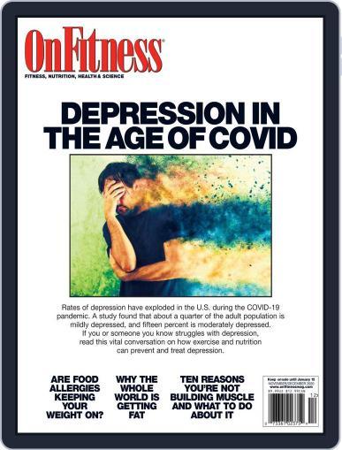 OnFitness (Digital) November 1st, 2020 Issue Cover