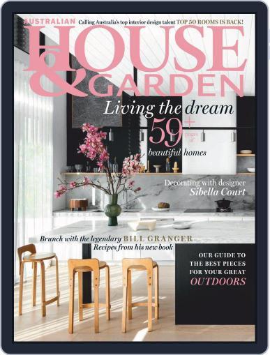 Australian House & Garden (Digital) November 1st, 2020 Issue Cover