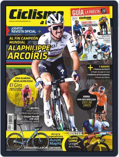 Ciclismo A Fondo (Digital) November 1st, 2020 Issue Cover
