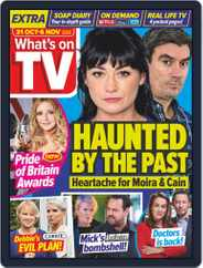 What's on TV (Digital) Subscription October 31st, 2020 Issue