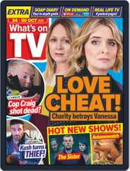 What's on TV (Digital) Subscription October 24th, 2020 Issue