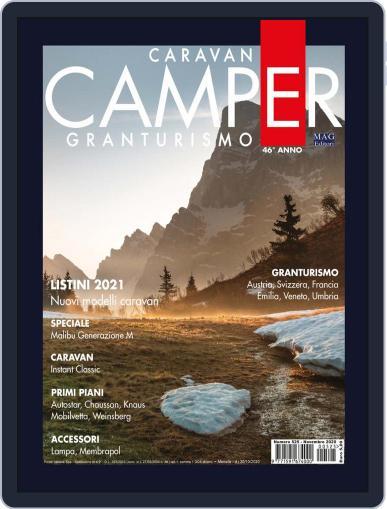 Caravan E Camper Granturismo (Digital) November 1st, 2020 Issue Cover