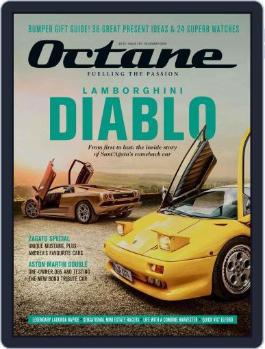 Octane (Digital) December 1st, 2020 Issue Cover