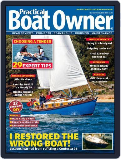 Practical Boat Owner (Digital) December 1st, 2020 Issue Cover