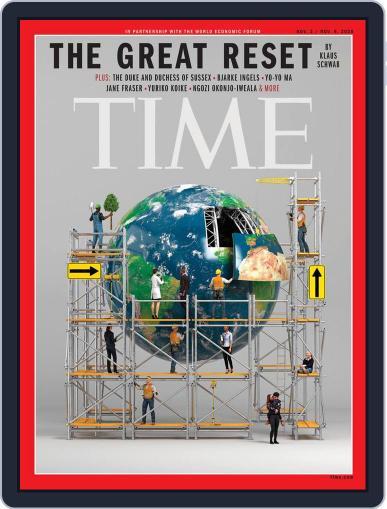 Time Magazine International (Digital) November 2nd, 2020 Issue Cover