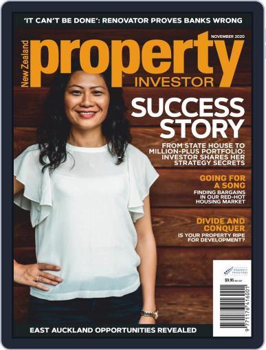 NZ Property Investor (Digital) November 1st, 2020 Issue Cover