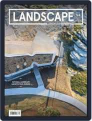 Landscape Architecture Australia (Digital) Subscription November 1st, 2020 Issue