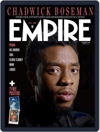 Empire Australasia (Digital) November 1st, 2020 Issue Cover