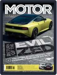 Motor Magazine Australia (Digital) Subscription November 1st, 2020 Issue