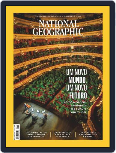 National Geographic Magazine Portugal November 1st, 2020 Digital Back Issue Cover