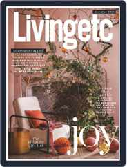Living Etc (Digital) Subscription December 1st, 2020 Issue