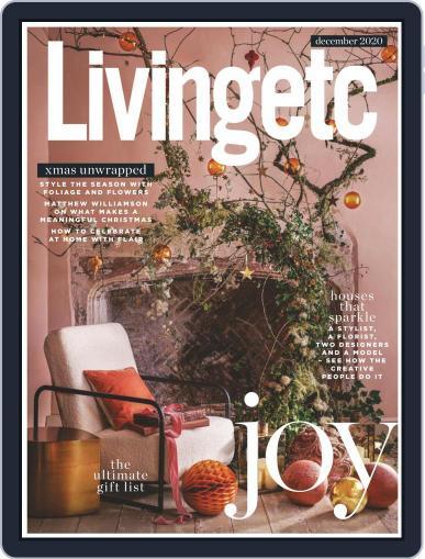 Living Etc (Digital) December 1st, 2020 Issue Cover