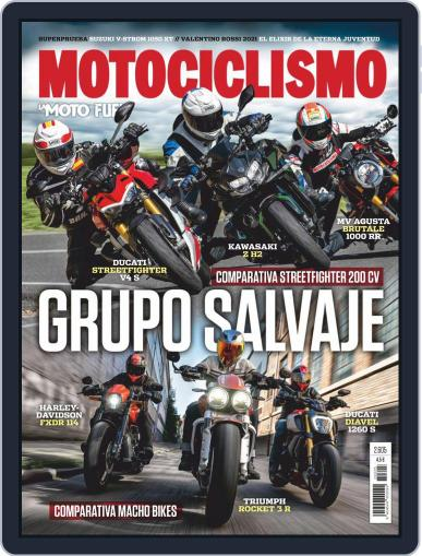 Motociclismo (Digital) October 1st, 2020 Issue Cover