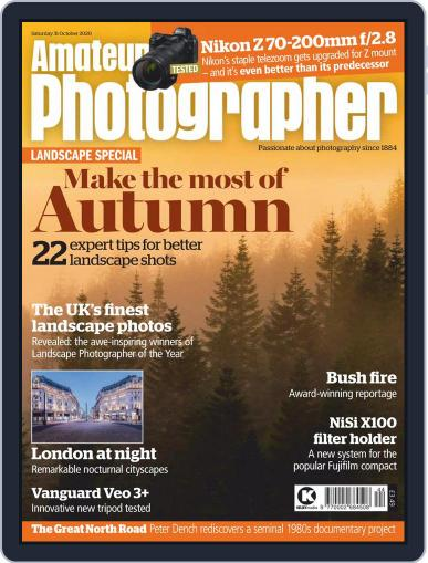 Amateur Photographer (Digital) October 31st, 2020 Issue Cover