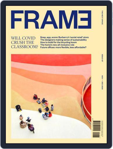 Frame November 1st, 2020 Digital Back Issue Cover