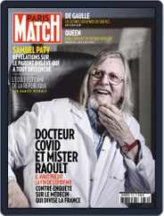 Paris Match (Digital) Subscription October 29th, 2020 Issue