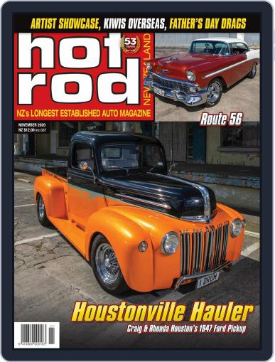 NZ Hot Rod (Digital) November 1st, 2020 Issue Cover