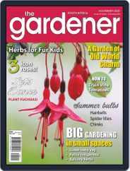 The Gardener (Digital) Subscription November 1st, 2020 Issue