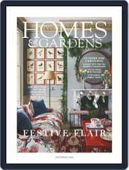 Homes & Gardens (Digital) Subscription December 1st, 2020 Issue