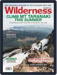 Wilderness (Digital) Subscription November 1st, 2020 Issue