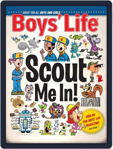 Boys' Life (Digital) July 14th, 2020 Issue Cover