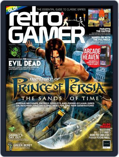 Retro Gamer (Digital) October 22nd, 2020 Issue Cover