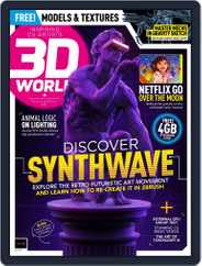 3D World (Digital) Subscription October 28th, 2020 Issue
