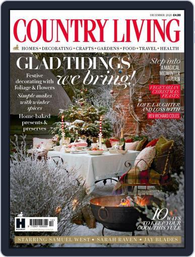 Country Living UK December 1st, 2020 Digital Back Issue Cover
