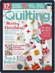 Love Patchwork & Quilting (Digital) Subscription November 1st, 2020 Issue