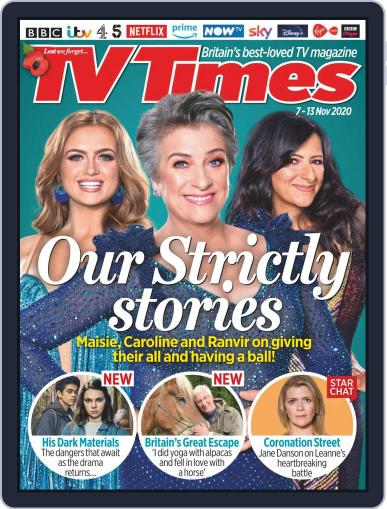 TV Times (Digital) November 7th, 2020 Issue Cover