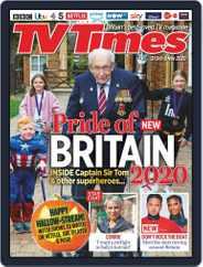TV Times (Digital) Subscription October 31st, 2020 Issue